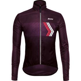 Santini Freccia Jacket Men, violeta